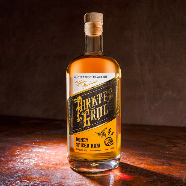 Pirate's Grog - Honey Spiced Rum