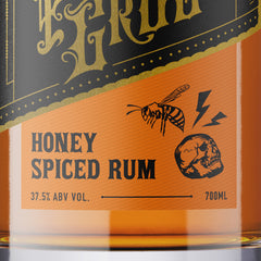 Pirate's Grog <br> Honey Spiced Rum