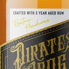 Pirate's Grog <br> Pineapple Spiced Rum