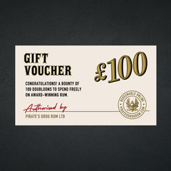 Pirate's Grog <br> £100 Gift Voucher