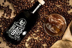 Pirate's Grog Black Ei8ht Coffee Rum<br>(Case of 6) - Pirate's Grog Rum