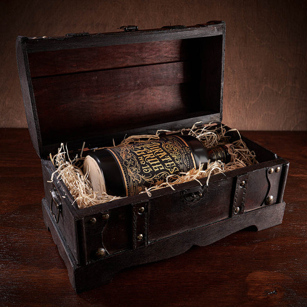 Pirate's Grog No.13 - Rum Gift Chest