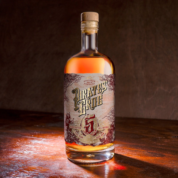 Pirate's Grog Five Year Aged Rum