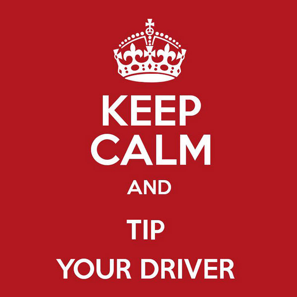 Tip Your Driver