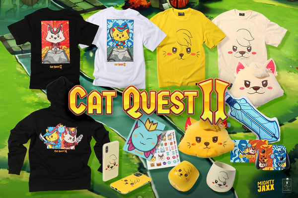 Cat Quest Lifestyle Collection