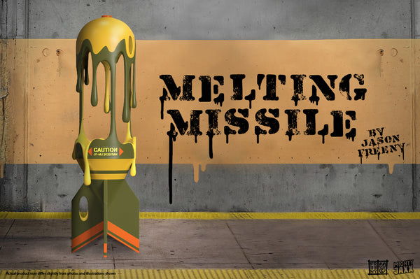 Drips Away! Melting Missile