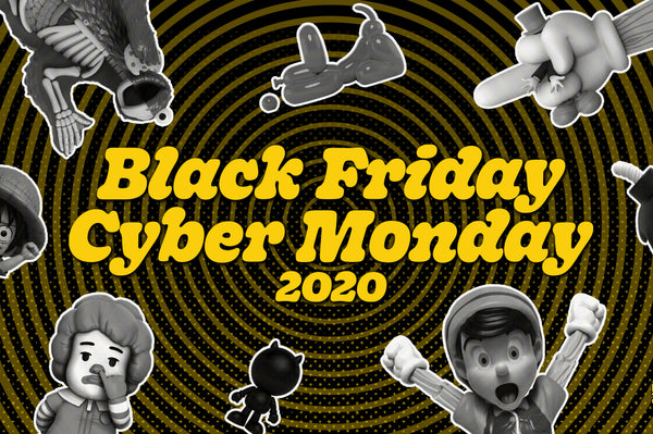 BLACK FRIDAY CYBER MONDAY 2020 DEALS