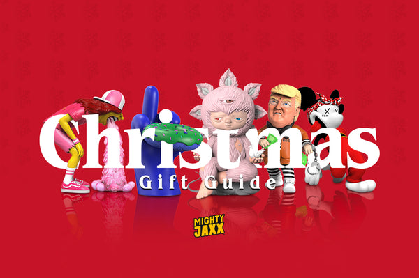 Mighty Jaxx Christmas Gift Guide