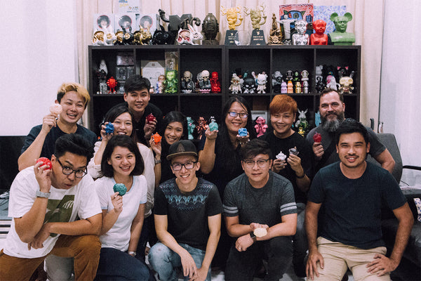 #MightyMeets: Resin Casting Workshop by Daniel Yu Event Recap