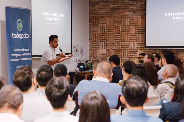 Mighty Jaxx Recap: Singapore Shopify Meet Up