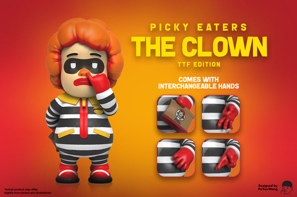 Interesting Facts with Picky Eaters: The Clown (TTF Edition)