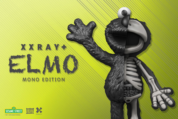 XXRAY+ Elmo (Mono Edition)