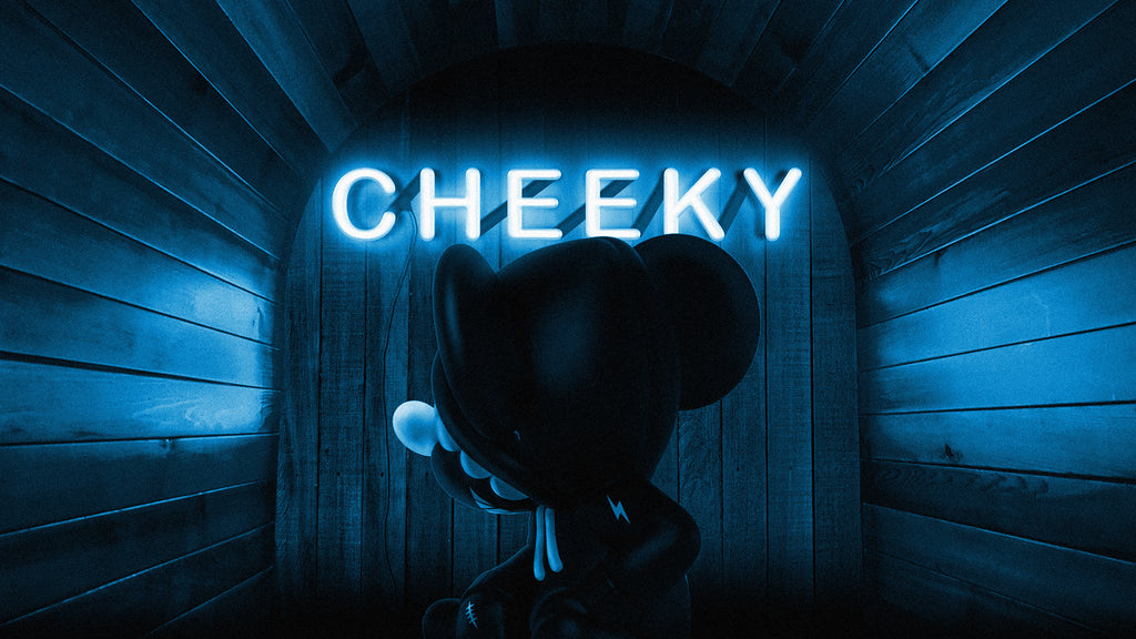 cheeky mouse teaser image