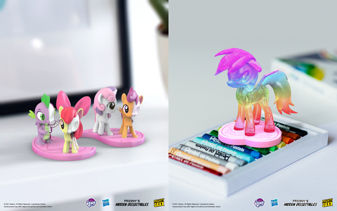 FHD: MLP Series 2 Chasers