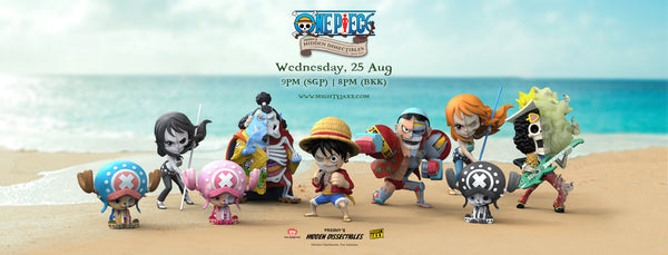 FHD One Piece Wave 2 Release Info