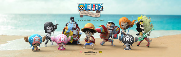 Freeny's Hidden Dissectibles: One Piece (Series 2)