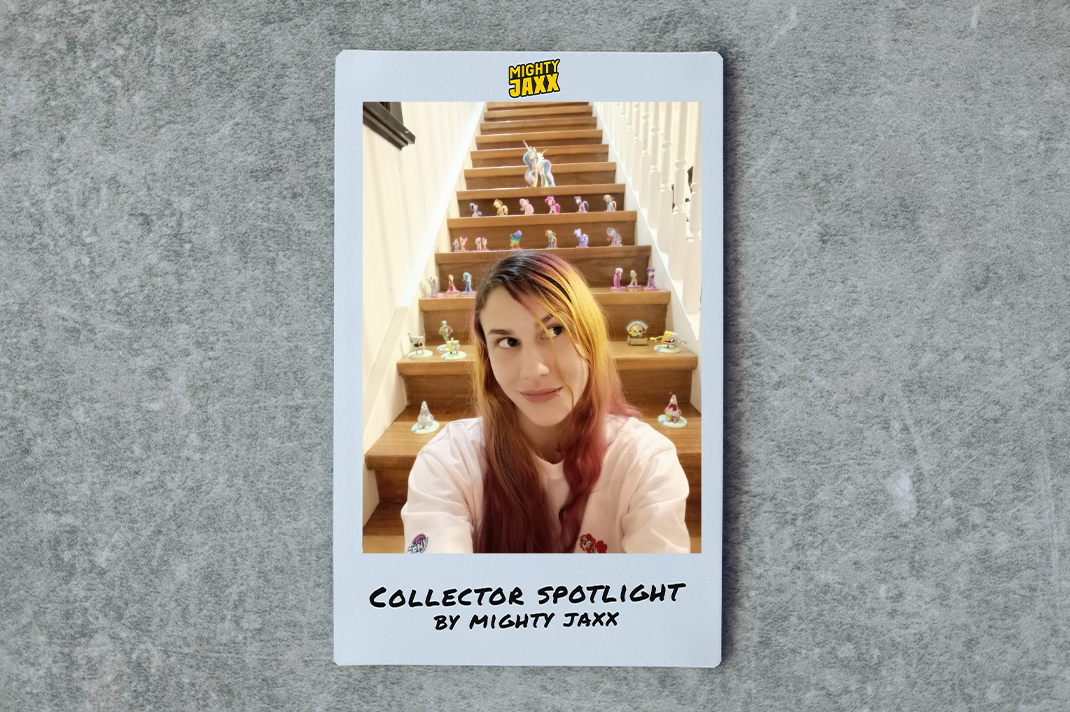 Collector Spotlight: Mikelle (Hero Img)