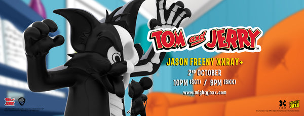 XXRAY Plus Tom And Jerry (Shadow Edition) Release Banner