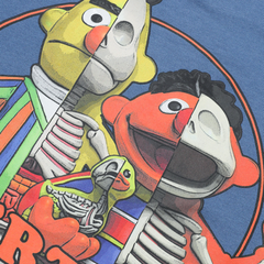 Blue Bert and Ernie T-shirt