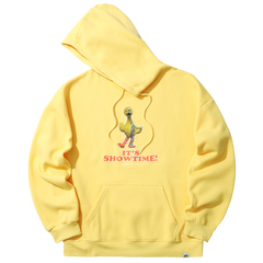 i.t Yellow Big Bird Hoodie