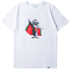 White Count Von Count T-Shirt