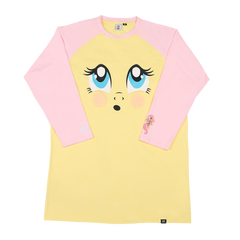 Fluttershy Raglan Dress