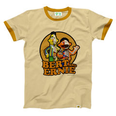 Yellow Bert and Ernie T-shirt