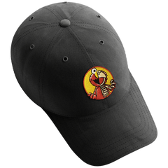Black Elmo Cap