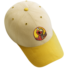 Yellow Elmo Cap