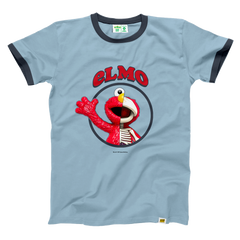 Blue Elmo T-shirt