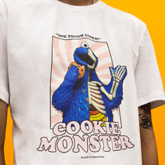 i.t White Cookie Monster T-Shirt