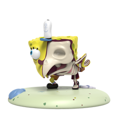 Freeny's Hidden Dissectibles: SpongeBob SquarePants (Meme Edition)