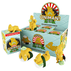 Uniman! Blind Box Series by Sesameseedcat