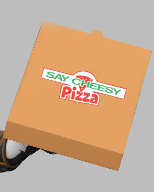 Want a pizza this?