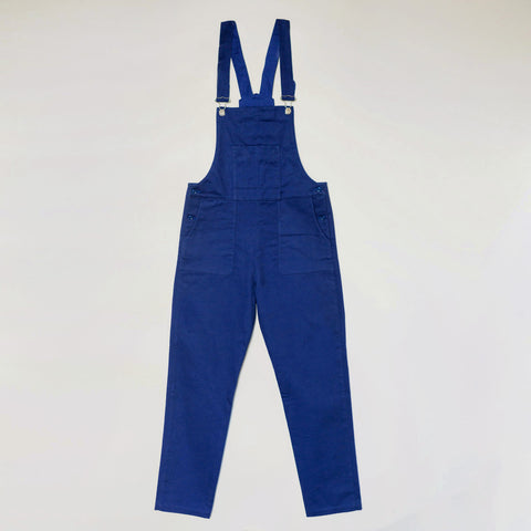 indigo dungarees adult garden objects colchik