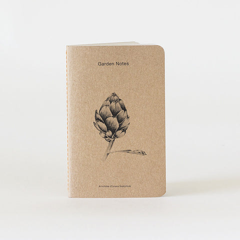 notebook | artichoke