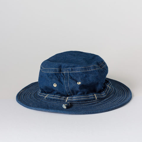 work hat | denim