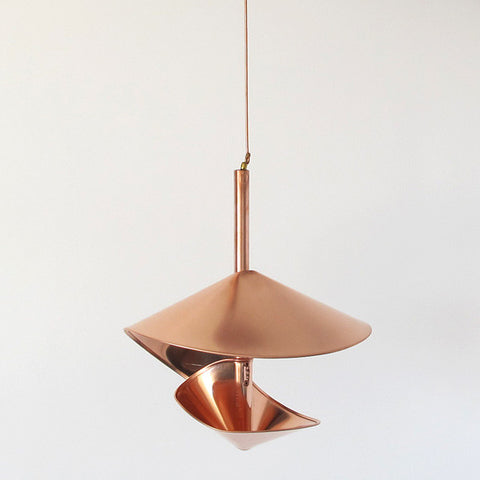 copper vogeli bird feeder