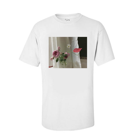 fjura t-shirt | rose and poppy