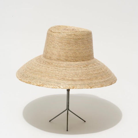 communitie marfa | natural garden hat