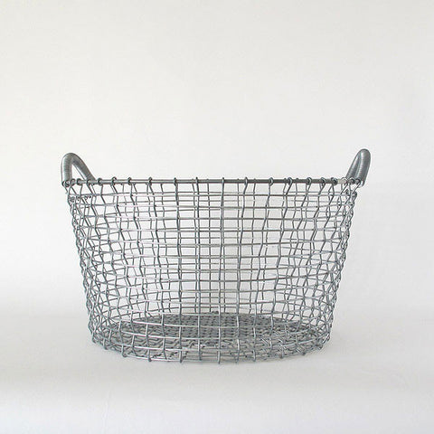 korbo galvanised basket classic 35