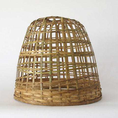 bamboo cloche | large
