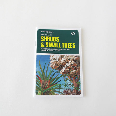 new zealand shrubs & small trees