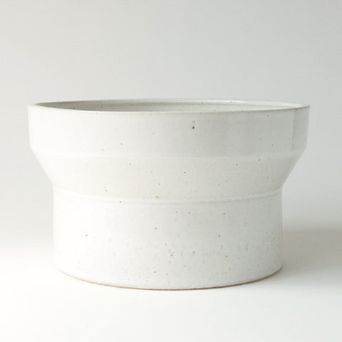 anchor ceramics planter no.39 | medium funnel