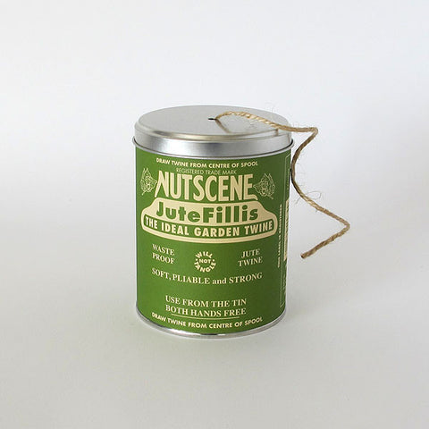 tin of twine | natural