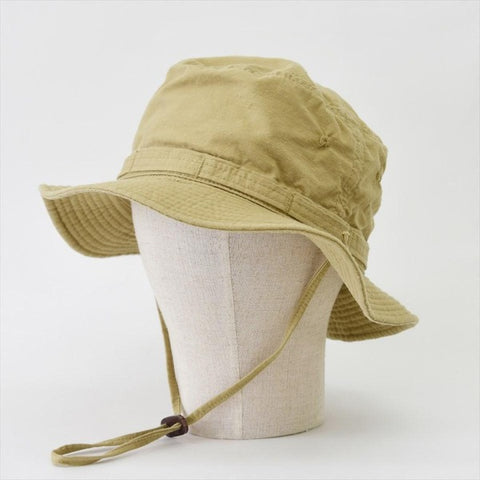 japanese work hat | sandstone