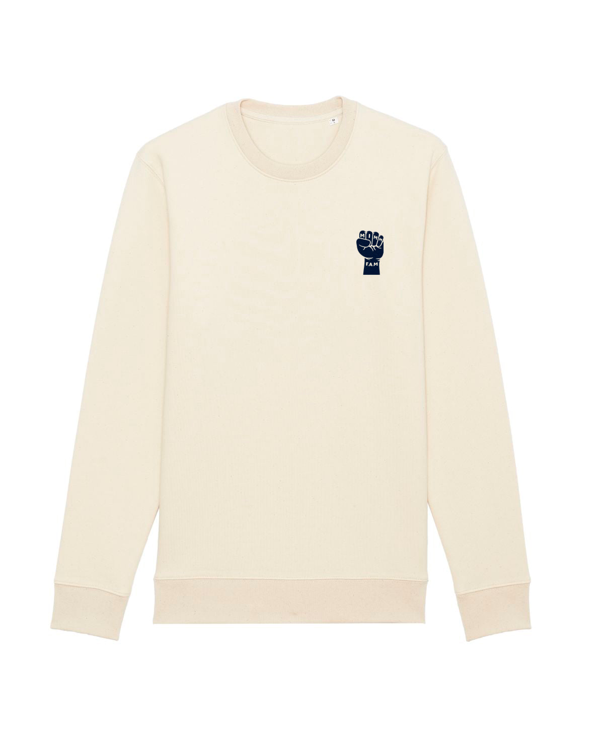 Mimm F.A.M Fist Sweater (Natural)