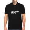 007 bond Mens Polo
