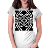 009 Womens Fitted T-Shirt