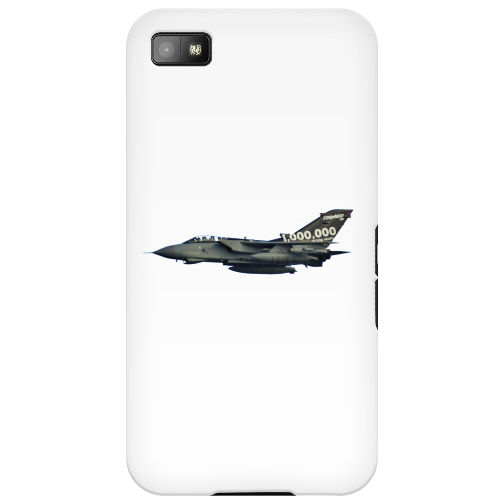1 Million Flying Hours Special Tail Paint Scheme RAF Tornado GR4 Role Demo Jet Phone Case